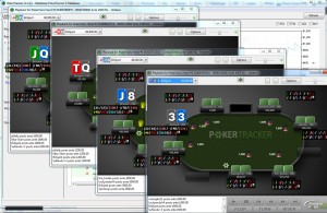 PokerTracker 4 hand replayer konfiguravimas